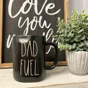 NWT Rae Dunn DAD FUEL Mug